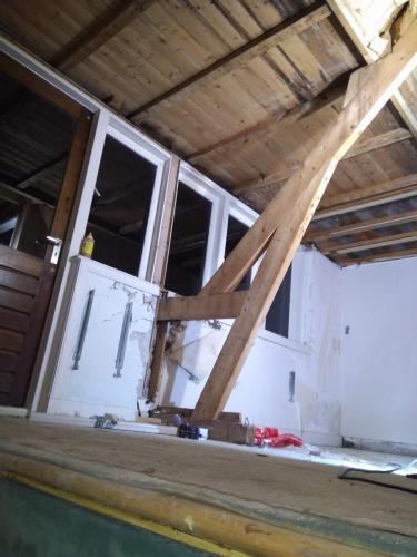 Oude situatie bovenverdieping binnen
