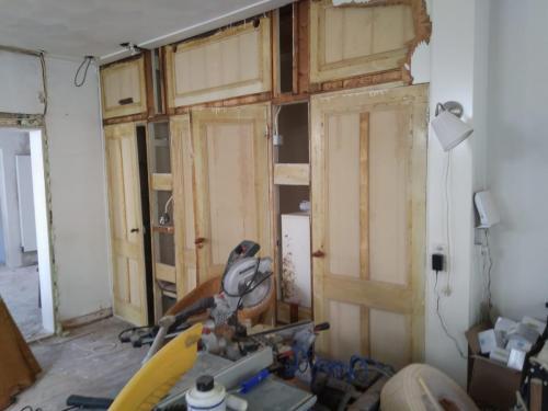 Kamer in progress