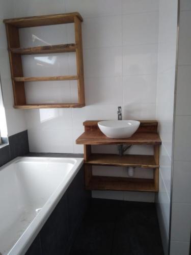 Badkamer eindsituatie