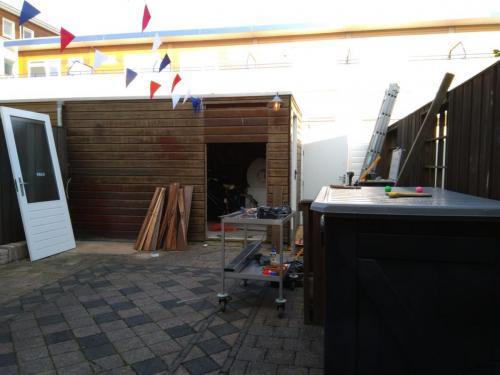 Maatwerk veranda